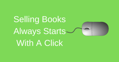 Selling Books Starts With A Click
