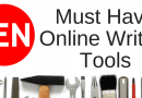 Ten Must Have Online Writing Tools For Writers
