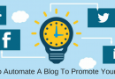 How To Automate A Blog To Promote Your Books