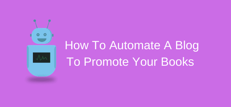 How to automate social media book promotion