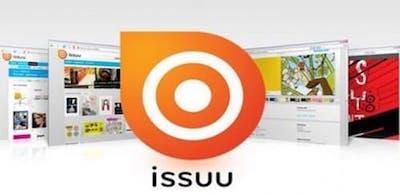 publish you articles on issuu