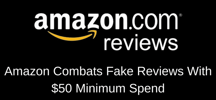 Amazon Book Review Policies Updated With $50 Minimum