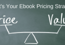 Amazon Ebook Pricing Strategy For Kindle Unlimited
