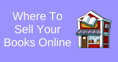Where To Sell Books Online