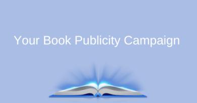 Book Publicity Campaign