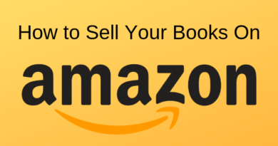 How to Sell Your Books On Amazon