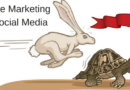 Hare and Tortoise – Online Marketing vs Social Media Marketing