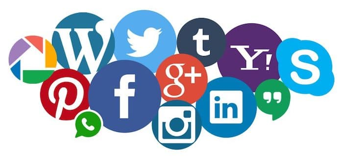 social and web