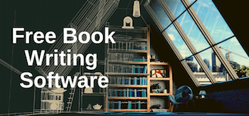 Free book writing software