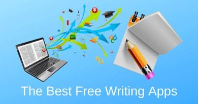 Best Free Writing Apps