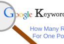 How Many Google Keywords Can Rank In One Blog Post?