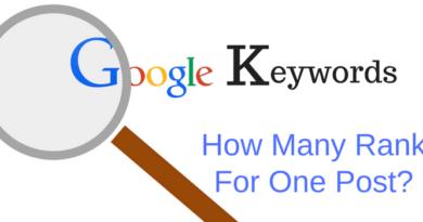How Many Google Keywords Can Rank