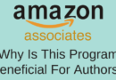 Amazon Associates Beneficial To Authors