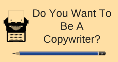 Do You Want To Become A Copywriter