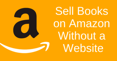 How To Sell Books On Amazon Without A Website Or Social Media