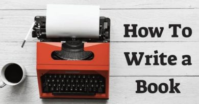 How To Write A Book1