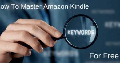Master Amazon Kindle Keywords For Free