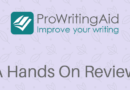 A Hands-On Review Of ProWritingAid Online Grammar Checker