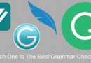 Finding The Best Grammar Checker To Correct Your Writing
