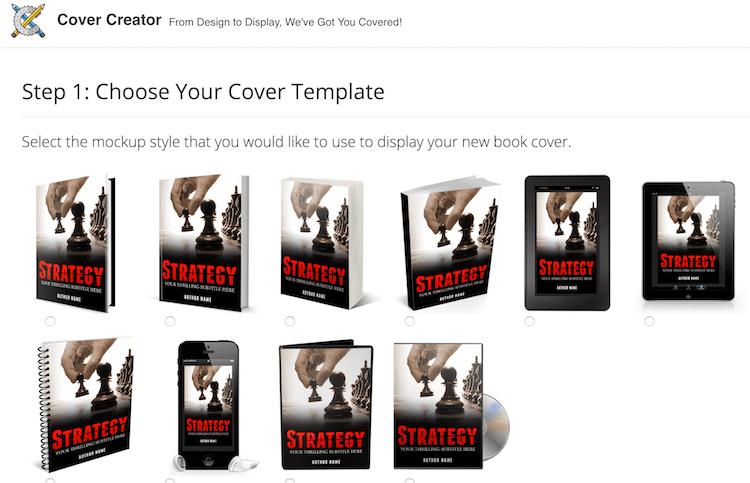 Cover Creator