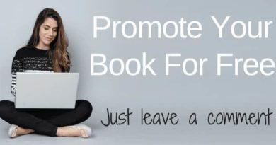 Promote Your Book With Comments