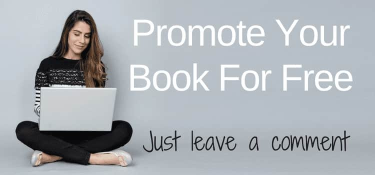 Promote Your Book For Free With Comments