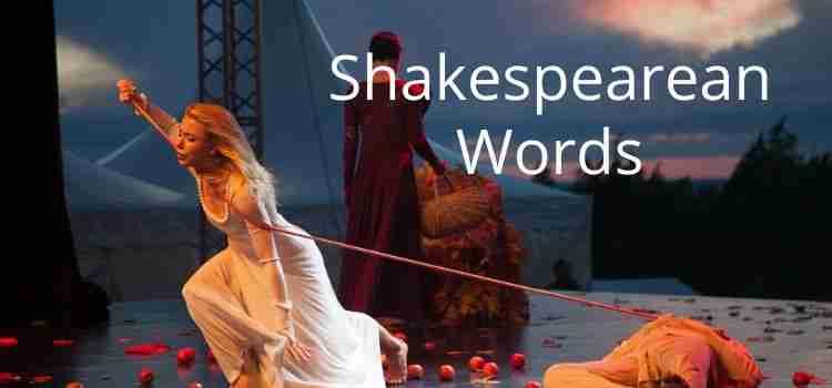 Shakespeares Words