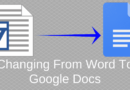 Using Google Docs Offline As A Microsoft Word Alternative