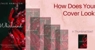 Your Book Cover In Thumbnail Size