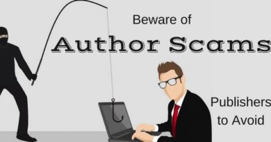 Author Scams