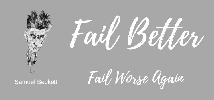 Beckett Fail Better Fail Worse