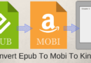Convert Epub To Mobi To Kindle