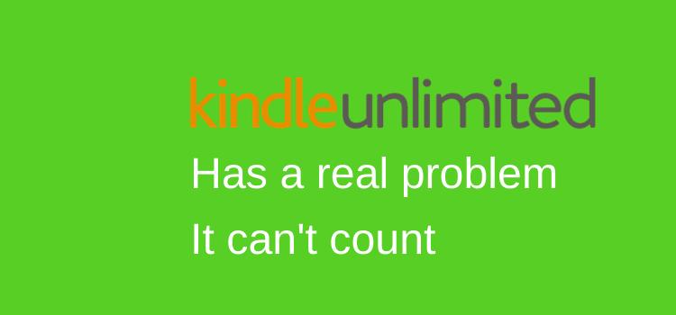 Kindle Unlimited Count Problem