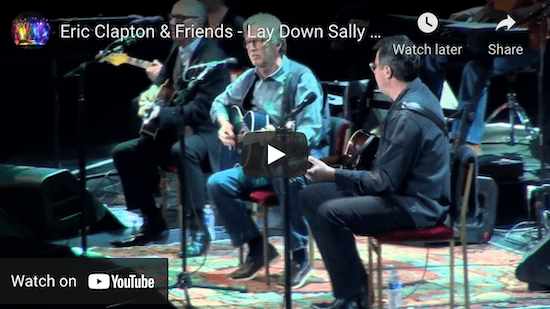 Lay Down Sally