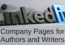 LinkedIn Company Page For Authors