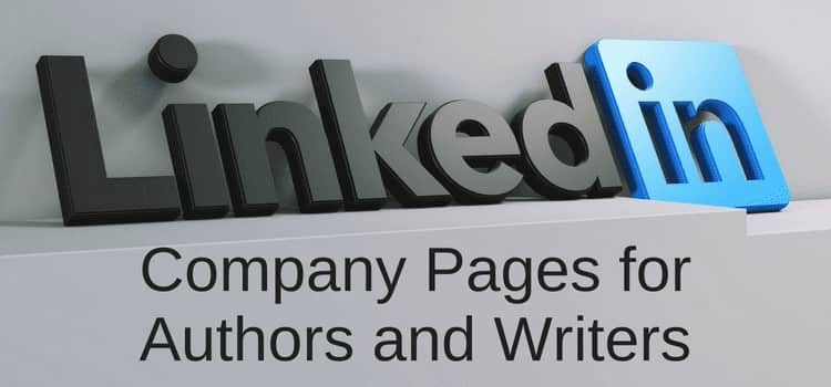 LinkedIn Page For Authors