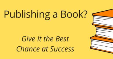 Publishing A Book Success