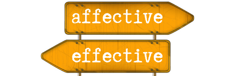 affective effective