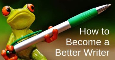Become A Better Writer