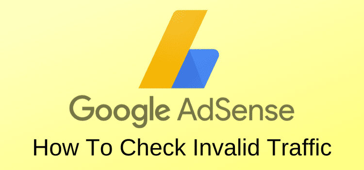 How to check invalid clicks in Google Adsense
