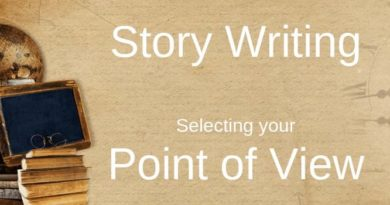 Story Writing Points of View