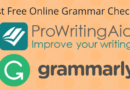 The Best Free Online Grammar Check With Punctuation Checker