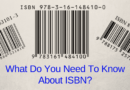What Do You Need To Know About ISBN