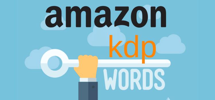 find amazon kdp keywords