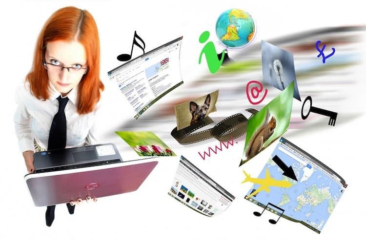 internet writer