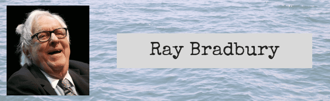 Quotes by Ray Bradbury