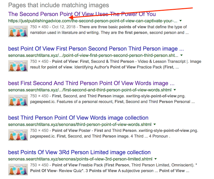 reverse search for stolen images