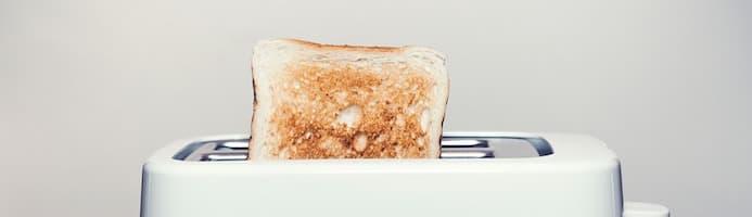 passive is toast