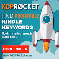 KDP Rocket logo