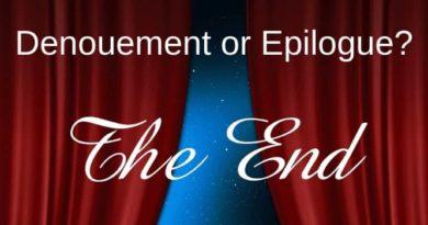 Denouement and Epilogue